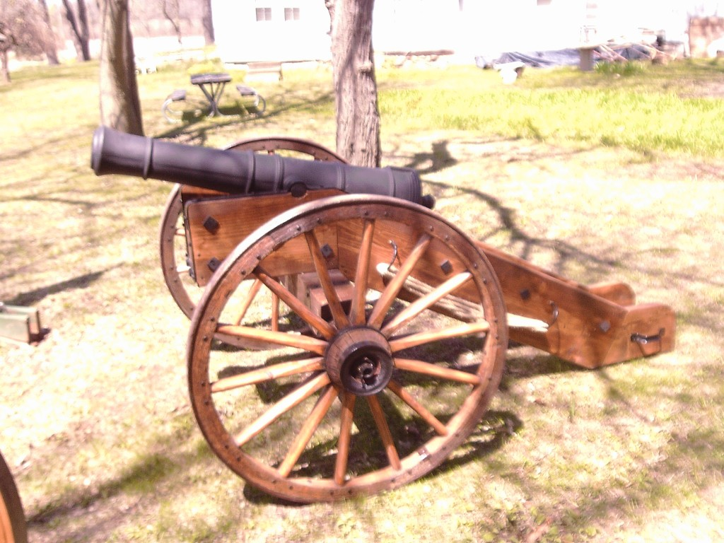 Showcase - Customer's Cannons - Cannons Direct