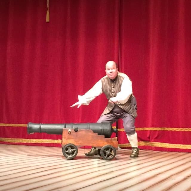 Shakespeare Theatre Cannon Washington DC
